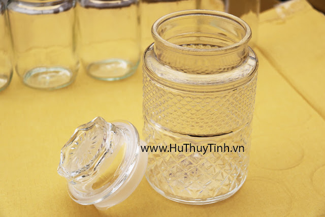 Binh thuy tinh dep Ha Noi 1,5 lit