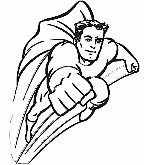 best super hero coloring pages superhero coloring pages