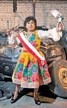 Foto de La Mecánica del Folklore con banda peruana