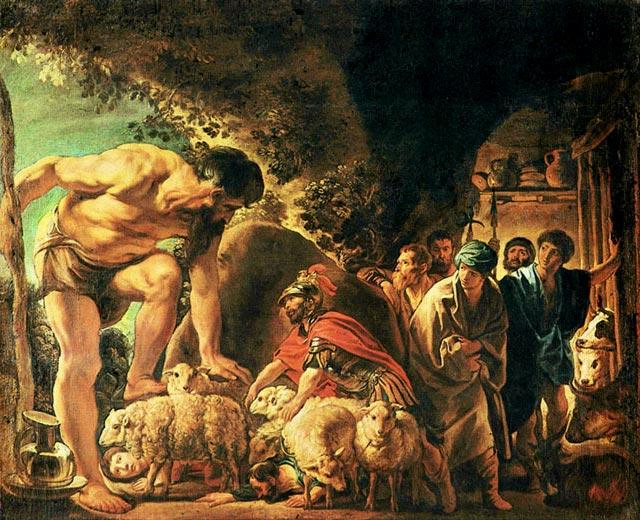 what makes odysseus an epic hero