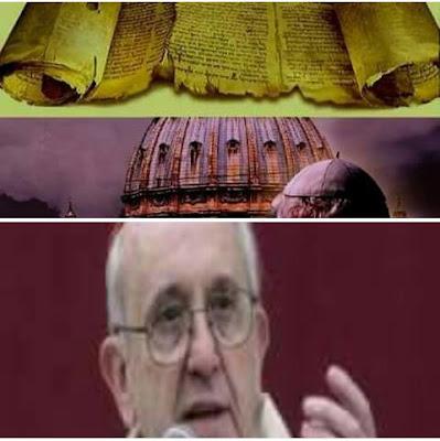 رؤيا عمرها 8 قرون: البابا الجديد سيدمر الفاتيكان