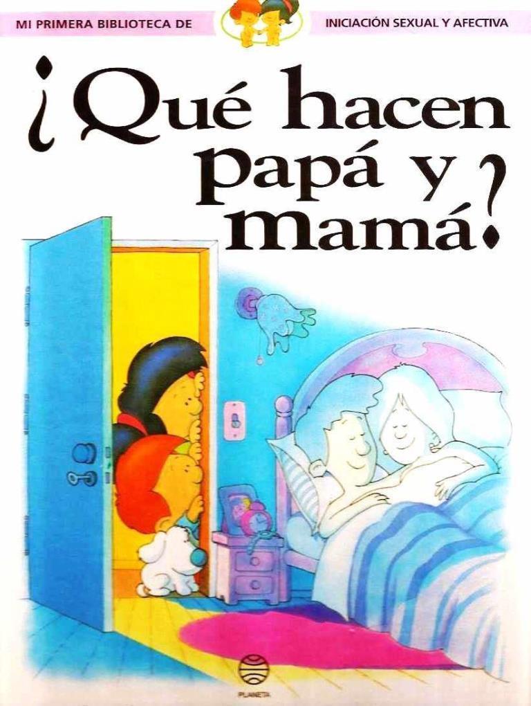 ¿Qué hacen papá y mamá? – Caterina Marassi Candia