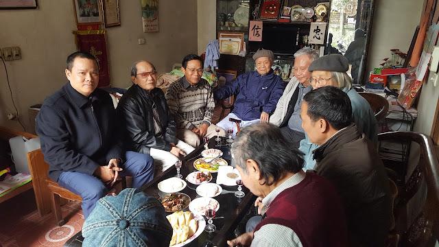 Món quà đầu Xuân ý nghĩa của lão tướng Nguyễn Trọng Vĩnh