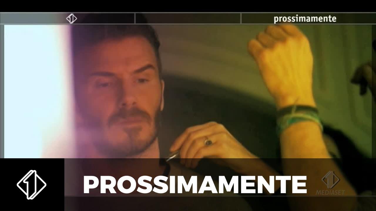 Canzone Pubblicità David Beckham, Into The Wild - Prossimamente su Italia 1 Agosto 2016