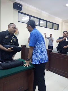 Wiwiet Febriyanto Divonis 2 Tahun, PH : Hakim Copas Tuntutan JPU