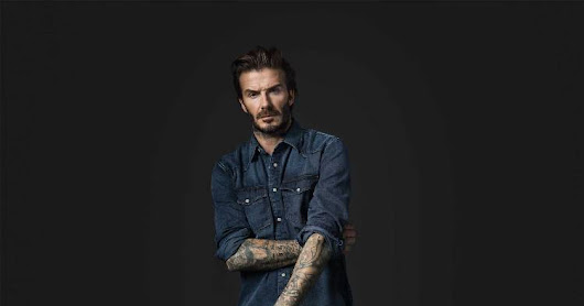 David Beckham Dares To Reinvent Himself With Tudor Watches
