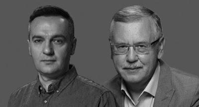 Журналист Гнап снял кандидатуру в пользу Гриценко