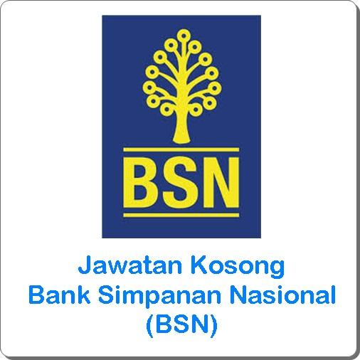 jawatan kosong Bank BSN 2016, jawatan kosong Bank Simpanan Nasional (BSN) terkini, cara memohon kerja kosong Bank BSN 2016
