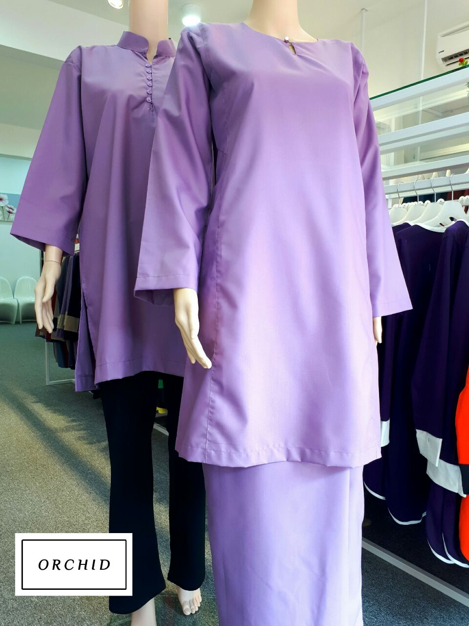 Seri Anggun Collection: Set Kurta & Kurung