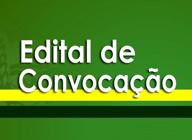 Edital de Convocação | Prefeitura Municipal de Ariquemes