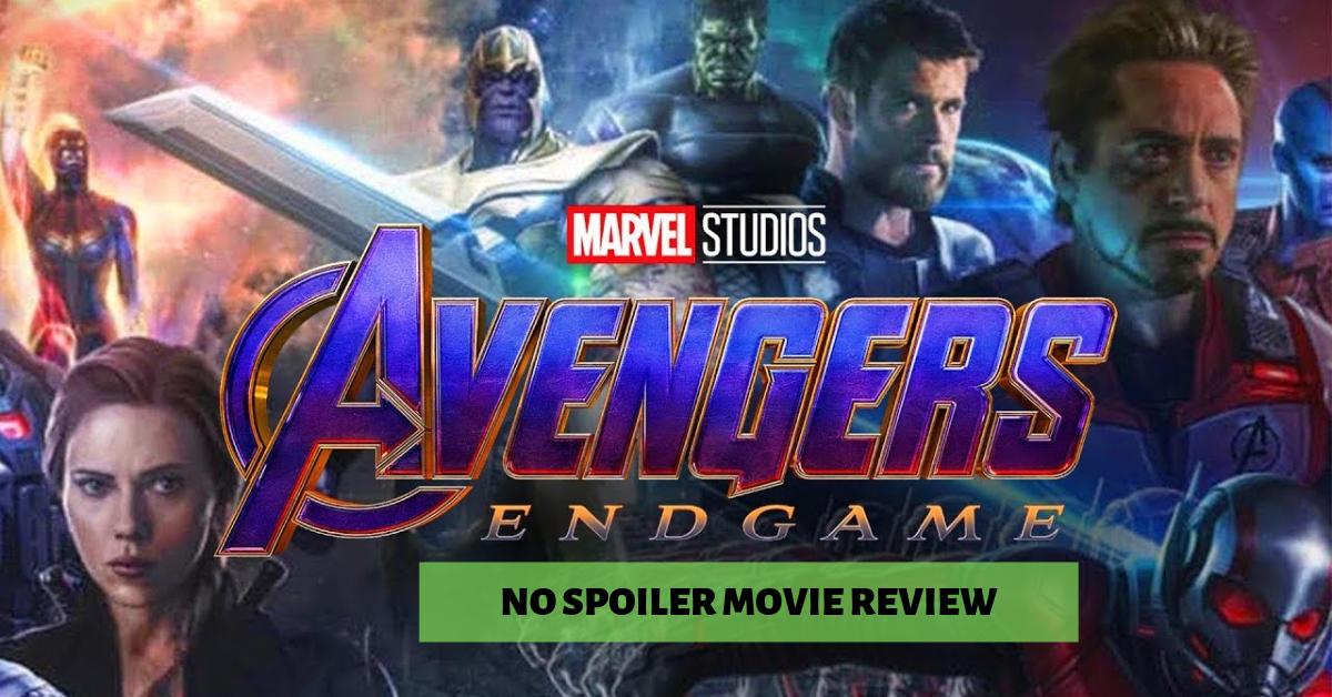 endgame avengers spoiler magazine movies