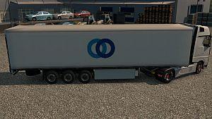 Stef Transport trailer mod