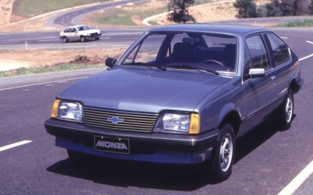Chevrolet Monza Hatch 1983