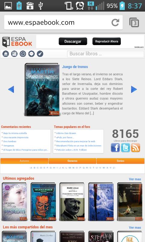 HTTP://espaebook.com
