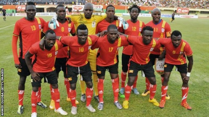 Ugandan government releases funds for Cranes' Nations Cup campaign