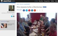 Jefferson Area Libertarians Charlottesville LPVA Rick Sincere Examiner.com