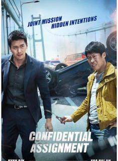 Confidential Assignment 2017 Dual Audio [Hindi + Korean] 720p HD Movie Download 3