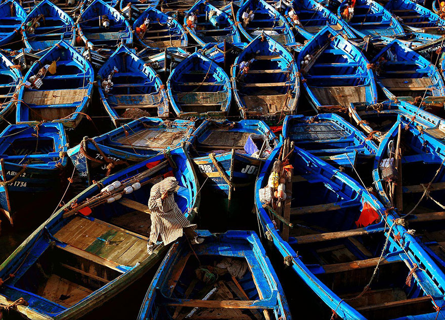 These Are The 35 Best Pictures Of 2016 National Geographic Traveler Photo Contest - Where Is My Boat, Morocco