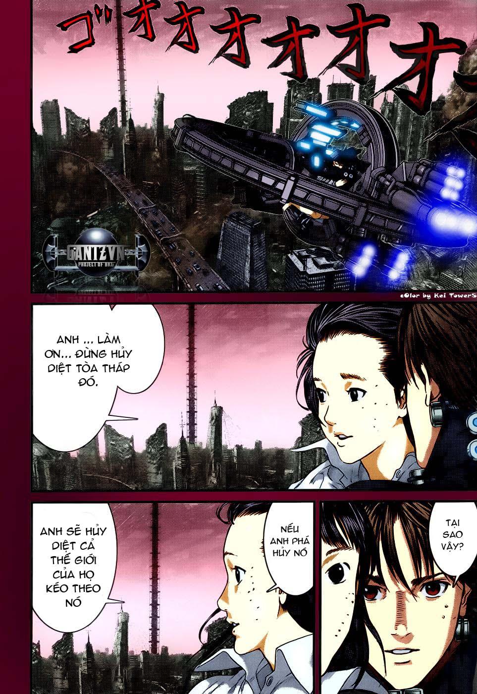 Gantz chap 363 trang 17