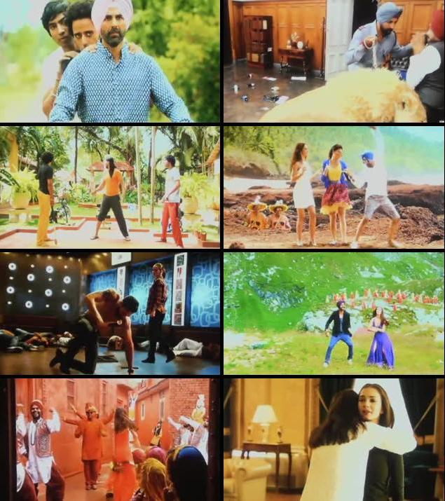 Singh Is Bliing 2015 Hindi DVDScr 700mb