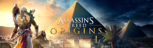 """[PARLIAMO DI VIDEOGIOCHI] """"E3 2017"""": Assassin's Creed Origins."""