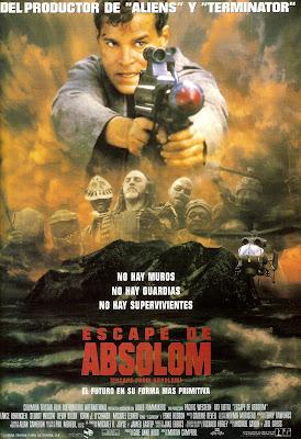 Escape de Absolom (1994) | DVDRip Latino HD GDrive 1 Link
