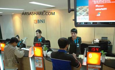 Di Sini Lokasi Atm Crm Bank Bni Kediri Jawa Timur Arsashare Com