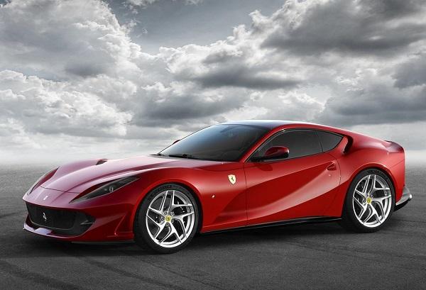 Ficha Técnica: Ferrari 812 Superfast
