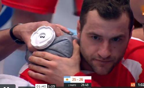 Mariusz Jurkiewicz se pierde mundial de Francia