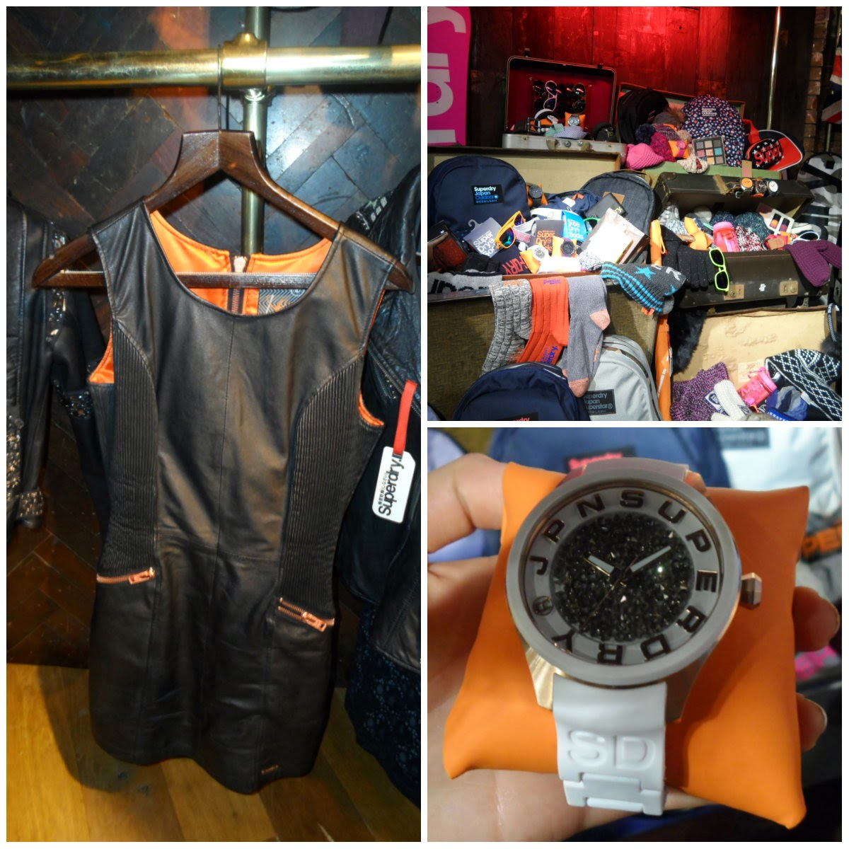 SUPERDRY CHRISTMAS IN JULY AT THE REGENTS STREET STORE