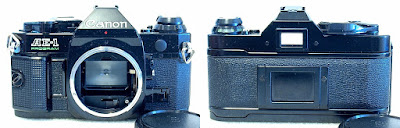 Canon AE-1 Program (Black) Body #621