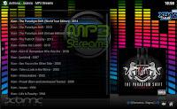 MP3 STREAMS KODI