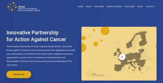 La Fundación Fisabio participa en una nueva acción conjunta europea para el desarrollo de estrategias de innovación en el control del cáncer
