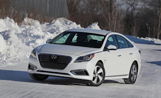 2018 Hyundai Sonata Hybrid changements et rumeurs, Prix, Revue