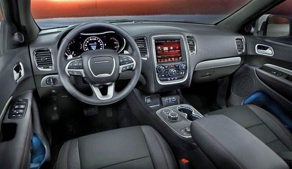 2017 Dodge Durango Redesign