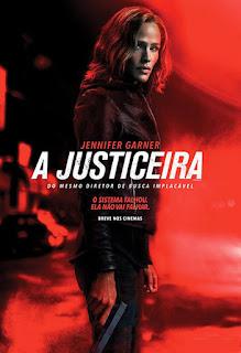 A Justiceira (Peppermint) - BDRip Dual Áudio