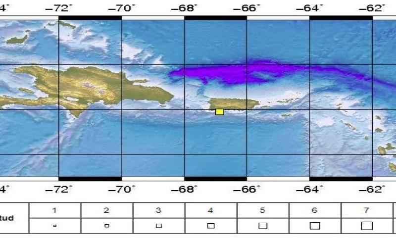 temblor Puerto Rico