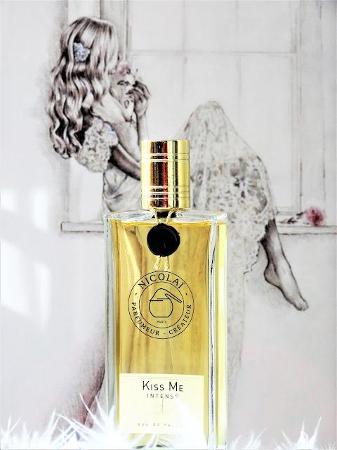avis Kiss Me Intense de Nicolaï, parfum Nicolai, parfum, parfum femme, perfume, fragrance, blog parfum, parfum de luxe, perfume review, parfum de niche, niche perfume