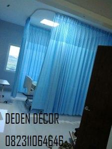 Gorden rumah sakit murah-DEDEN DECOR