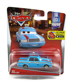 disney pixar cars bob pulley