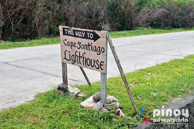 Cape Santiago Lighthouse in Calatagan Batangas