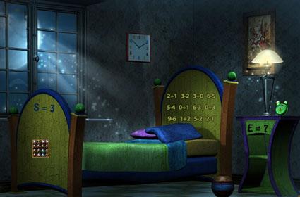 Secret Bedroom Escape