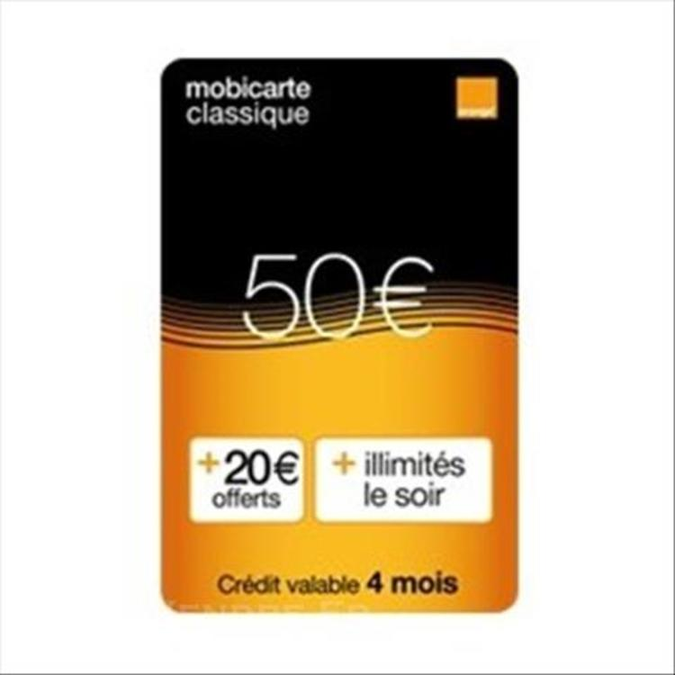 Carte Prepayee Pour Iphone