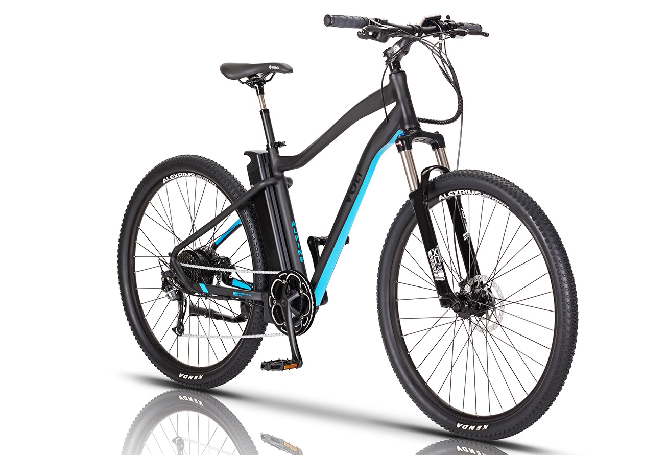 Review Volt Alpine Ebike