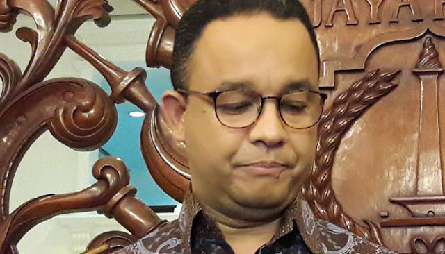 Dilaporkan ke Polisi Oleh Cyber Indonesia Terkait Tanah Abang, Tanggapan Anies Baswedan......
