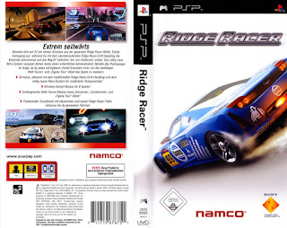 Game Ridge Racer ISO PPSSPP Download