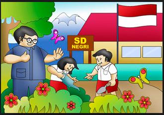 download Kumpulan Soal soal UTS Kelas 2 SD KTSP Semester 2 2015