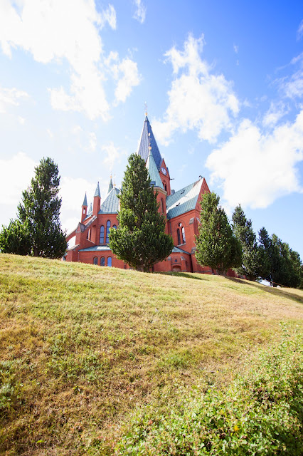 Sankt Petri Kyrka-Vastervik