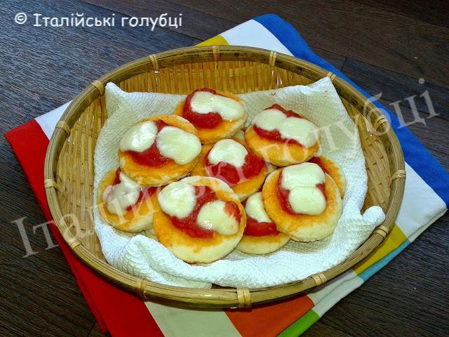 піцетте, маленькі піци
