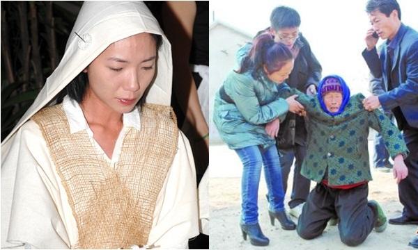 Mẹ chồng quỳ gối xin con dâu ngủ với trai bao
